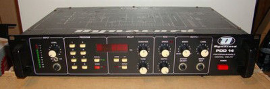 Picture of Dynacord PDD 14 Digital Delay