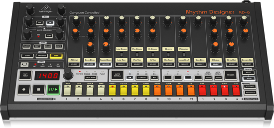 Picture of BEHRINGER RD-8 RHYTHM DESIGNER Brand New