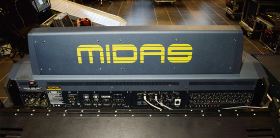 Picture of Midas PRO6 Touring Package