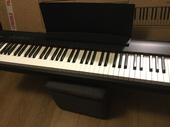 Picture of Roland FP-30-BK Digital Piano