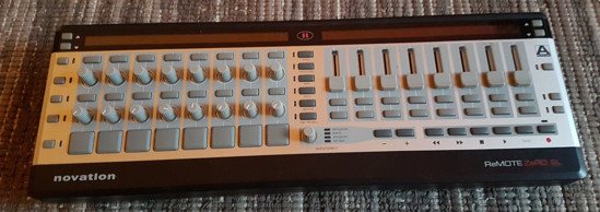 Picture of Novation ReMOTE Zero SL