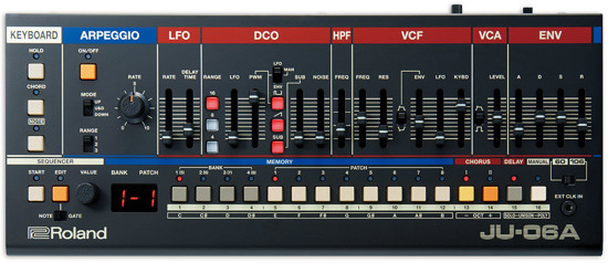 Picture of ROLAND JU-06A (Brand New)