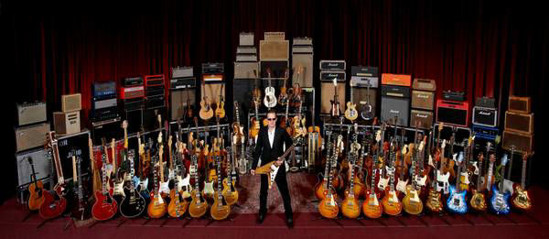 Picture of Guitar & Amp Collection