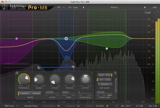 Picture of Fabfilter Audio Bundle v3