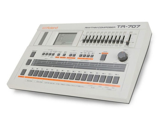 Picture of Roland TR707
