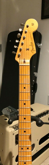 Picture of Fender Custom Shop Journeyman Masterbuilt Todd Krause Eric Clapton Stratocaster