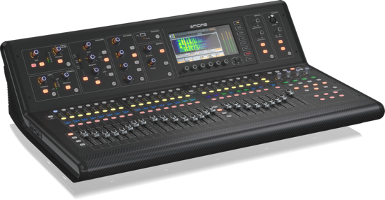 Picture of Midas M32 Digital Console for Live and Studio Application + Warranty (discontinued version)
