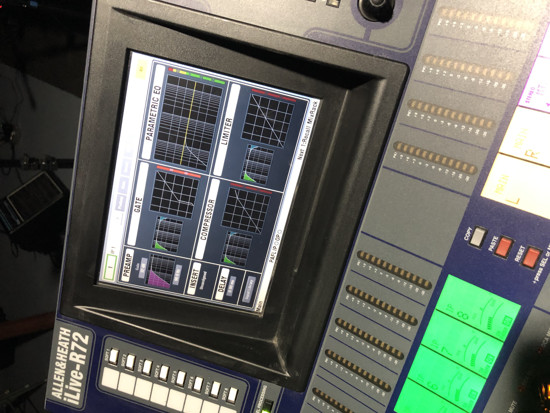 Picture of Allen and Heath iLive R72, IDR32 package
