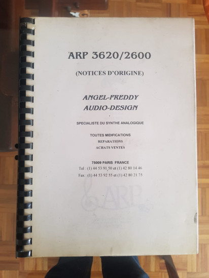 Picture of Arp 2600/3600 (26615)