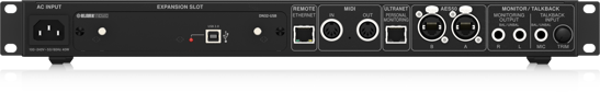 Picture of Midas M32C Digital Rack Mixer for Installed and Live Sound + Warranty