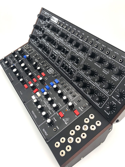 Picture of Behringer Synth Extender Multiples Module