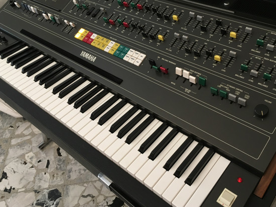 Picture of YAMAHA CS80