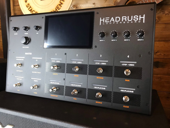 Picture of Headrush Looperboard brand new