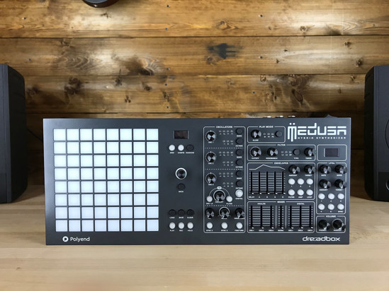 Picture of Polyend & Dreadbox Medusa brand new
