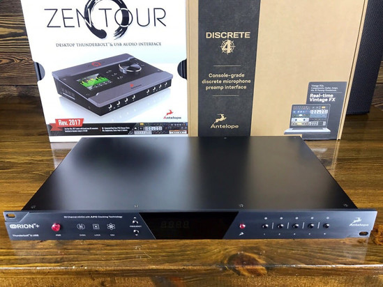 Picture of Antelope Audio Orion 32+ Gen 3 brand new