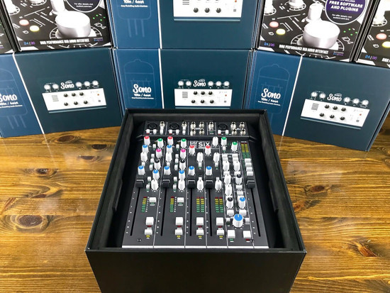 Picture of SSL Solid State Logic SiX brand new