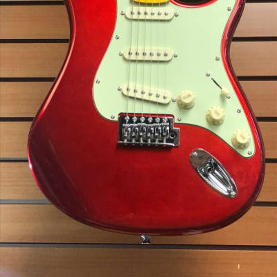 Picture of Tagima T 530 S Style Electric Guitar Candy Apple Red #1970