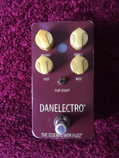 Picture of Danelectro The Eisenhower Fuzz Pedal