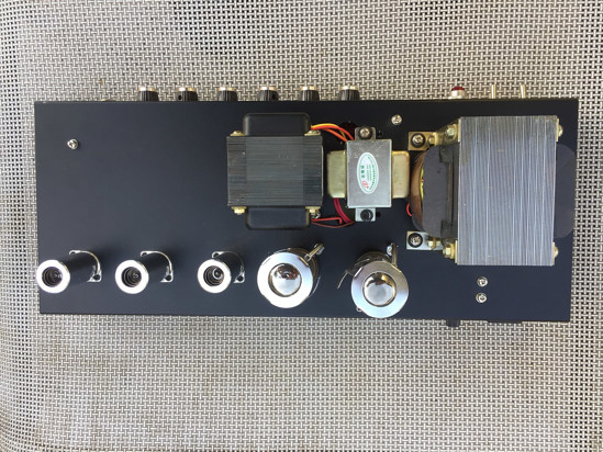 Picture of Parson Amplification Handwired JMP 2204 Clone Amp Chassis