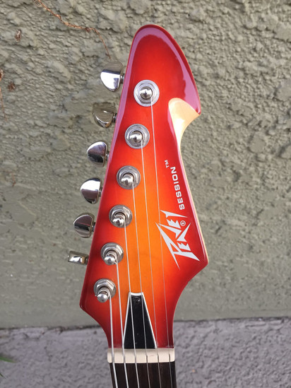 Picture of Peavey Session Series Chambered Electric Guitar