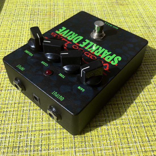 Picture of Voodoo Lab Sparkle Drive - OVERDRIVE PEDAL