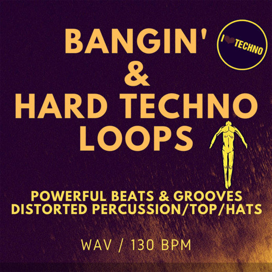 Picture of Bangin' & Hard Techno Loops (Sample Pack WAV)