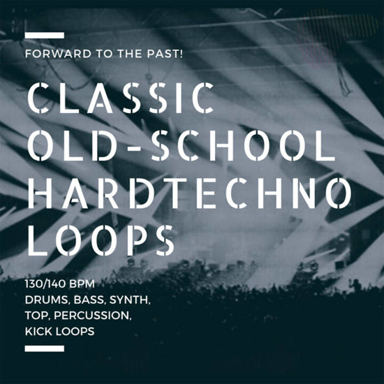 Picture of Techno Samples: Classic Old-School HardTechno Loops Sample Pack