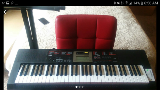 Picture of Casio CTK 2090+Stand