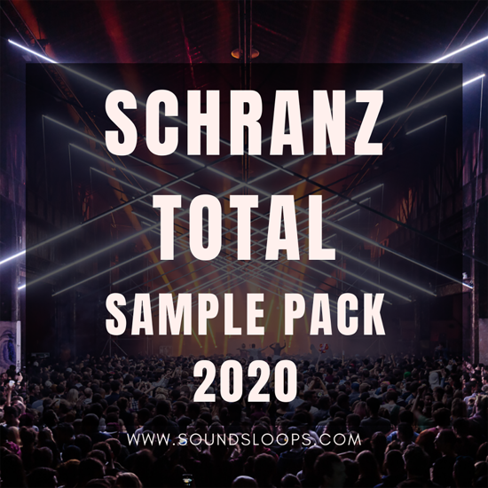 Picture of Schranz Total 2020 (Sample Pack WAV)