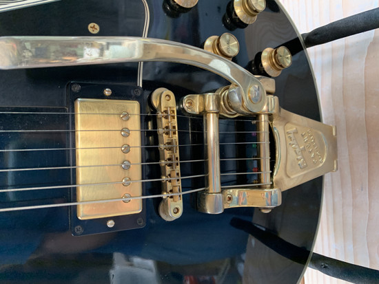 Picture of Gibson Les Paul Custom w/ Bigsby