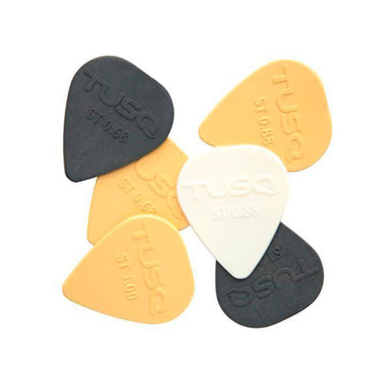 Picture of Graph Tech TUSQ Standard Pick Mixed – 6 Pack: PQP-0010-ST