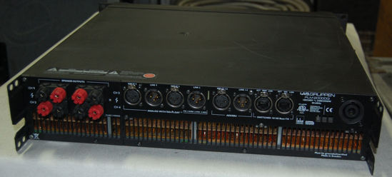 Picture of Lab Gruppen PLM 20000Q Amplifier, Warranty thru 2025, FREE SHIPPING IN USA