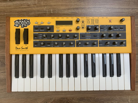 Picture of Dave Smiths Instruments Mopho