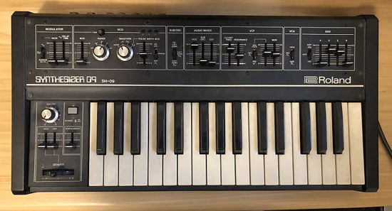 Picture of Roland SH09