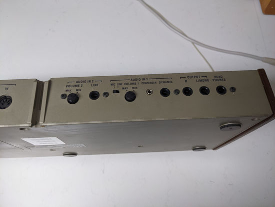 Picture of Korg MicroKORG