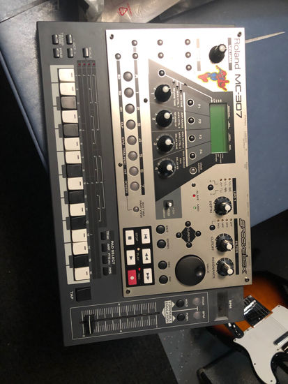 Picture of Roland MC-307 Groove Box