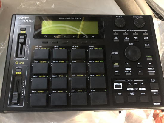 Picture of MPC 1000
