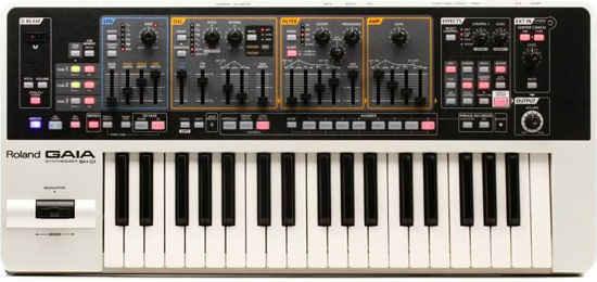 Picture of Roland GAIA SH-01 Virtual Analog Synthesizer