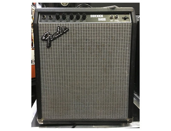 Picture of Fender Sidekick Bass Amp