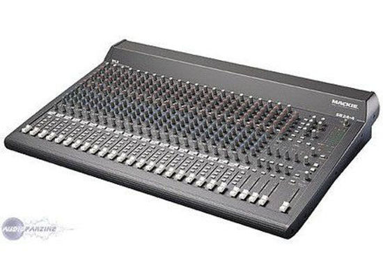 Picture of Mackie Mixers Wit 16 Channel snake