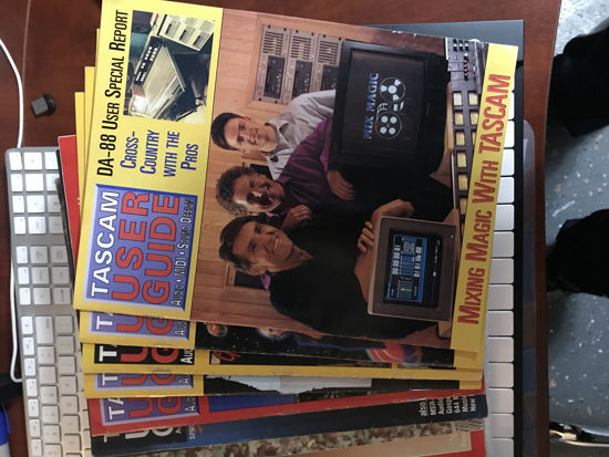 Picture of Music Magazines Back Issues