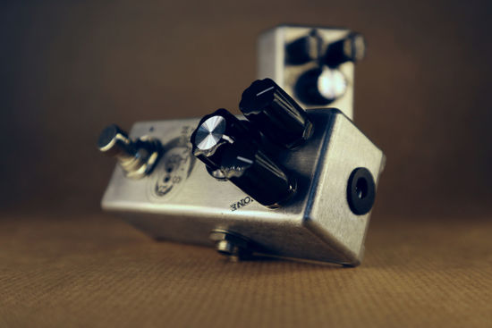 Picture of No Moon - overdrive into distortion by Analogwise Pedals