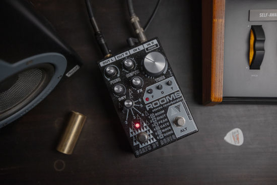 Picture of Death By Audio Rooms Stereo Reverb