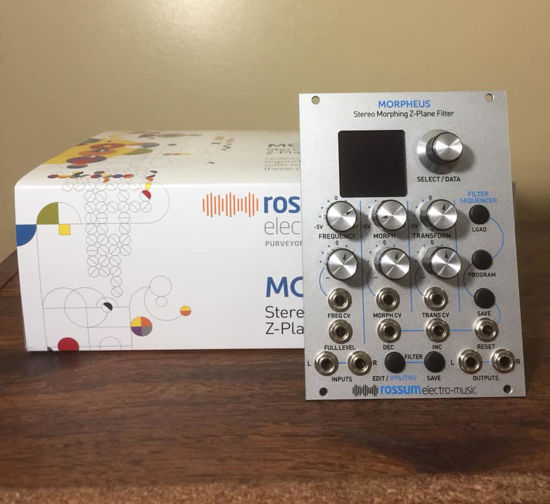 Picture of Morpheus Rossum Stereo filter MINT