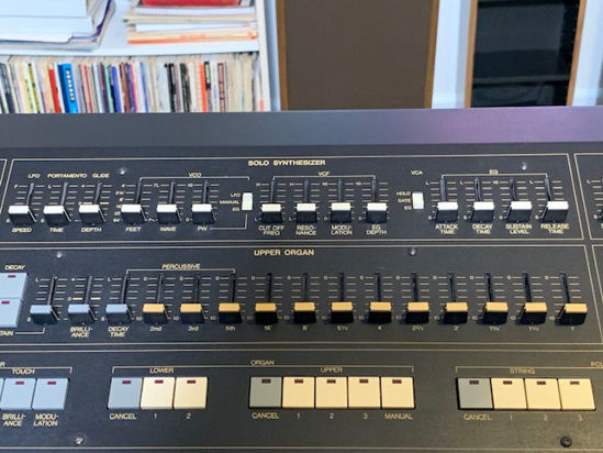 Picture of Yamaha SK50D - Beautiful Condition - Lots of extras